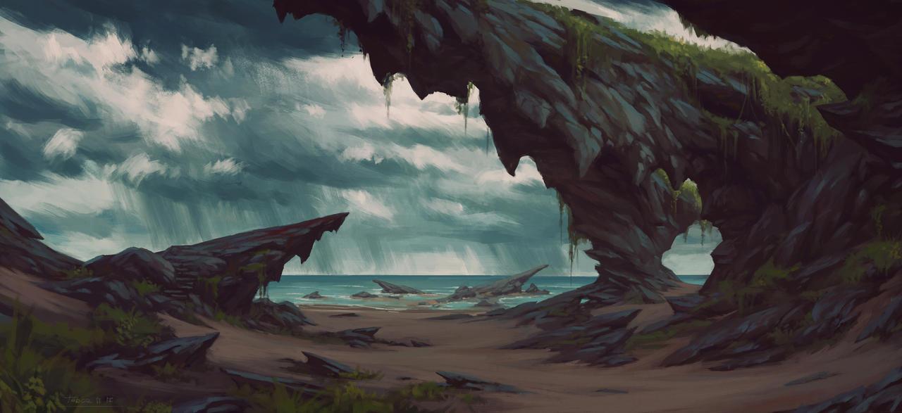 Shore by draken4o