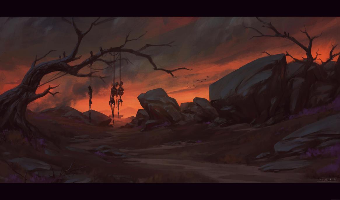 Dark by draken4o