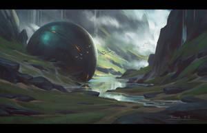 Ball by draken4o