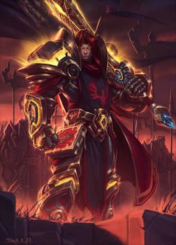 Lord Sanguinorian Bloodfury
