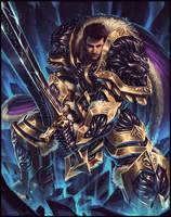 Warrior by draken4o