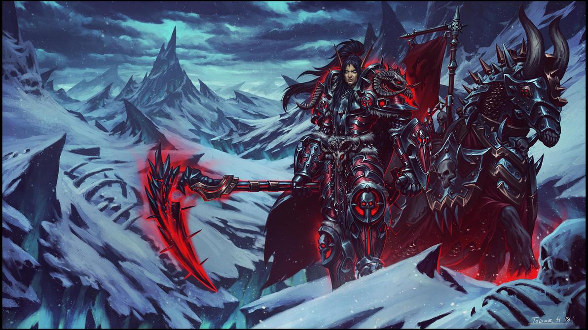 Zandrin The Immortal by draken4o