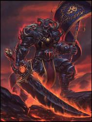 Sir Dextros, Furnace of the Alliance