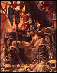 Warlord Leariah
