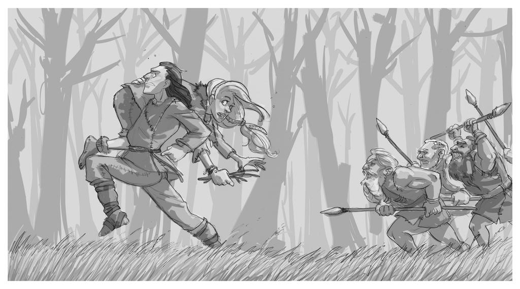 Dwarfs! by Iulie-O