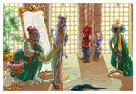 Asgardian snapshots: Like a proper Jotun prince