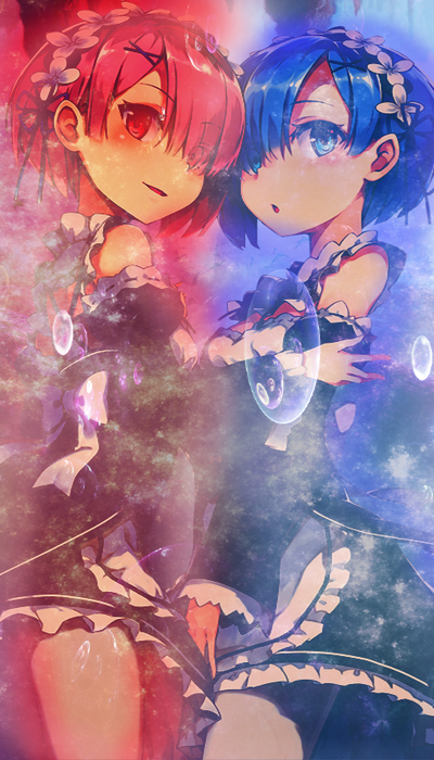 Ram and rem smartphone wallpaper 480 x 840 hd by risky27 on deviantart ram and rem smartphone wallpaper 480 x 840 hd by risky27 voltagebd Images