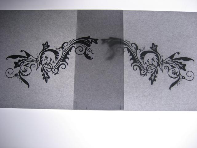 Baxter lace tattoo - shoulder tattoo