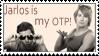Jarlos stamp by LoveKoganJarlos
