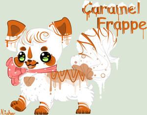 Caramel frappe Dinner Dog.: