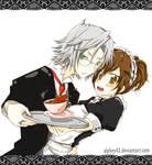 GokuHaru : Butler x Maid