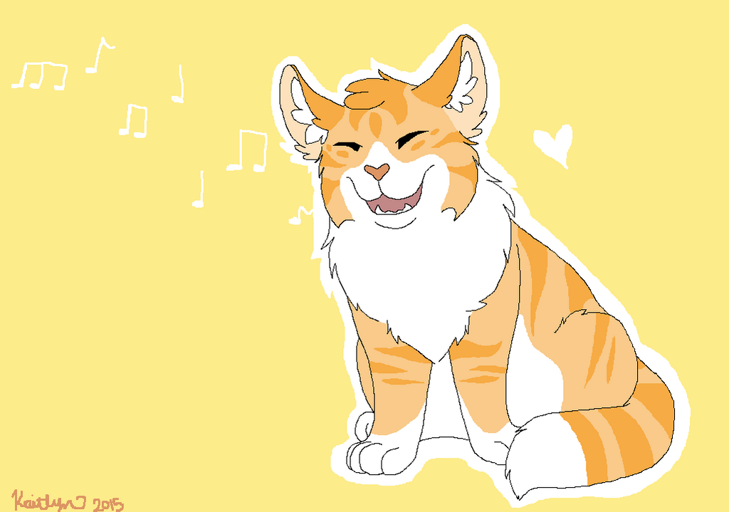 Sing your heart out by BanditKat