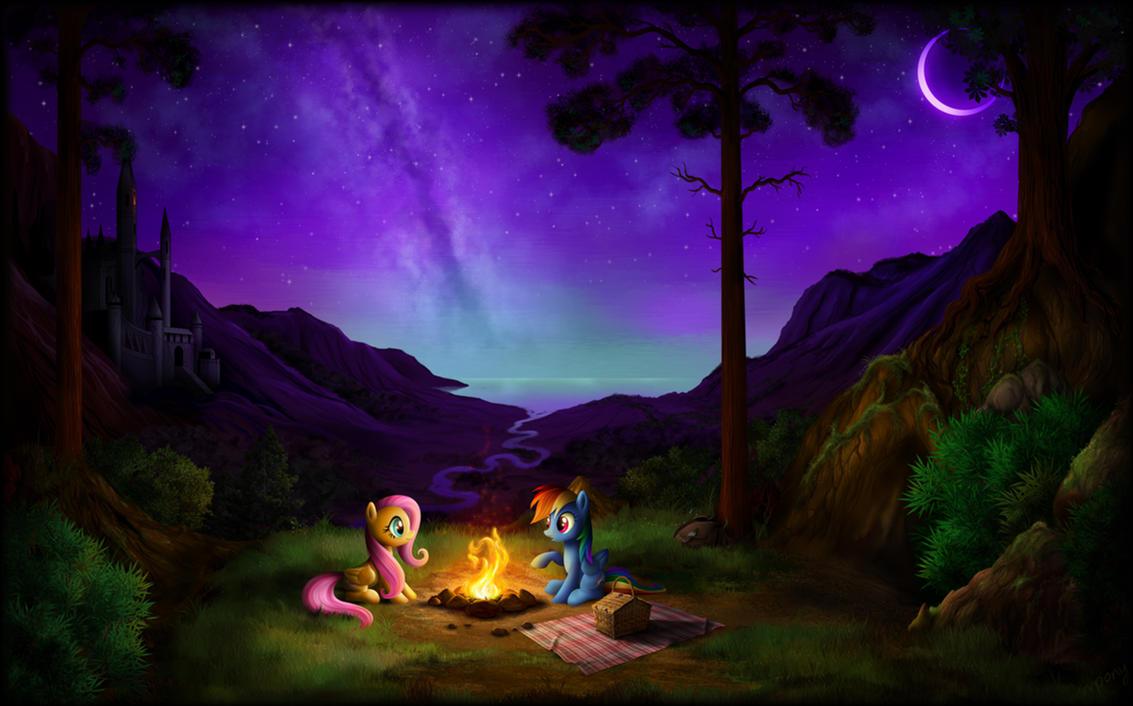 Campfire by empalu