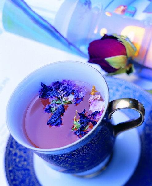 Tea Time by Blueeyes0001