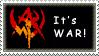 WAR Stamp by Limette-X