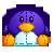 Siegberdt Pixel Plushie by Limette-X