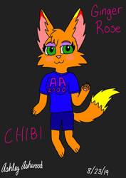 Ginger Rose Chibi version