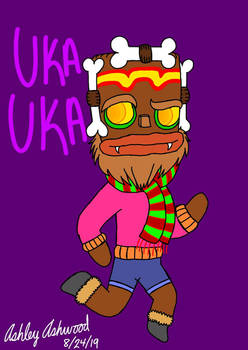 Chibi request #3 Uka Uka
