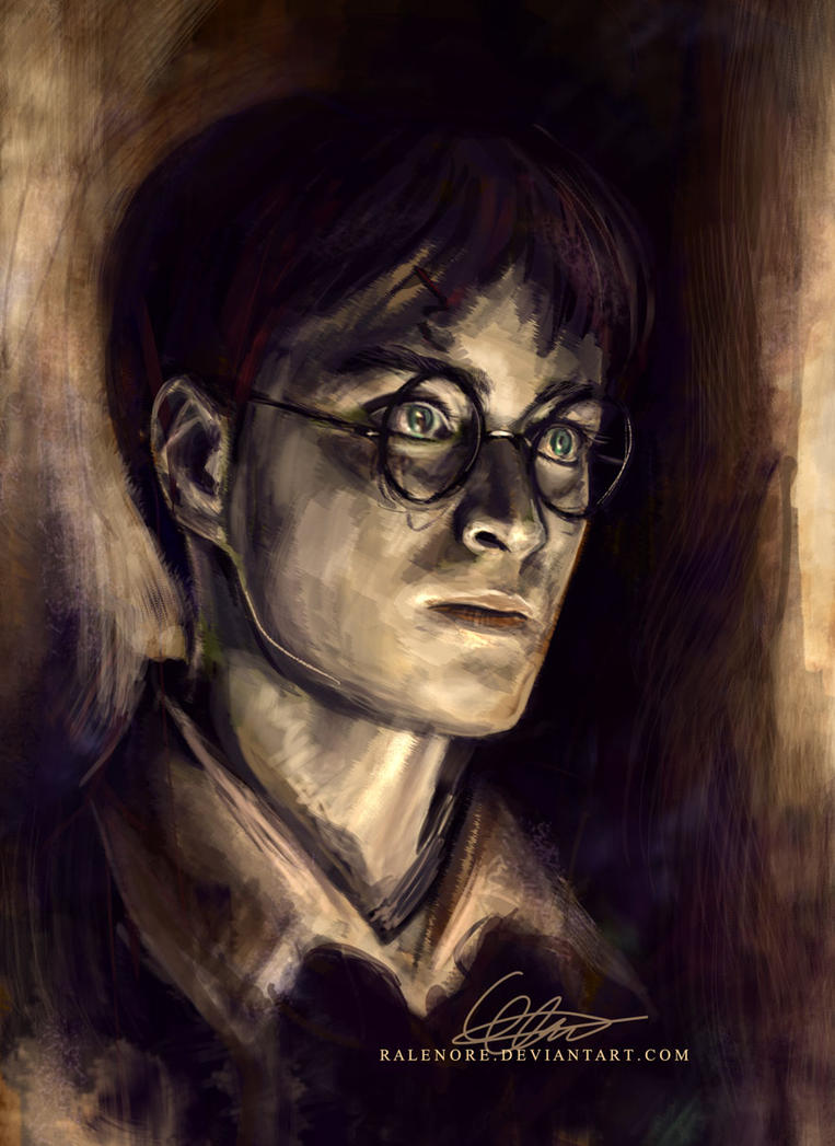 Harry Potter: Dark and Light by Ralenore