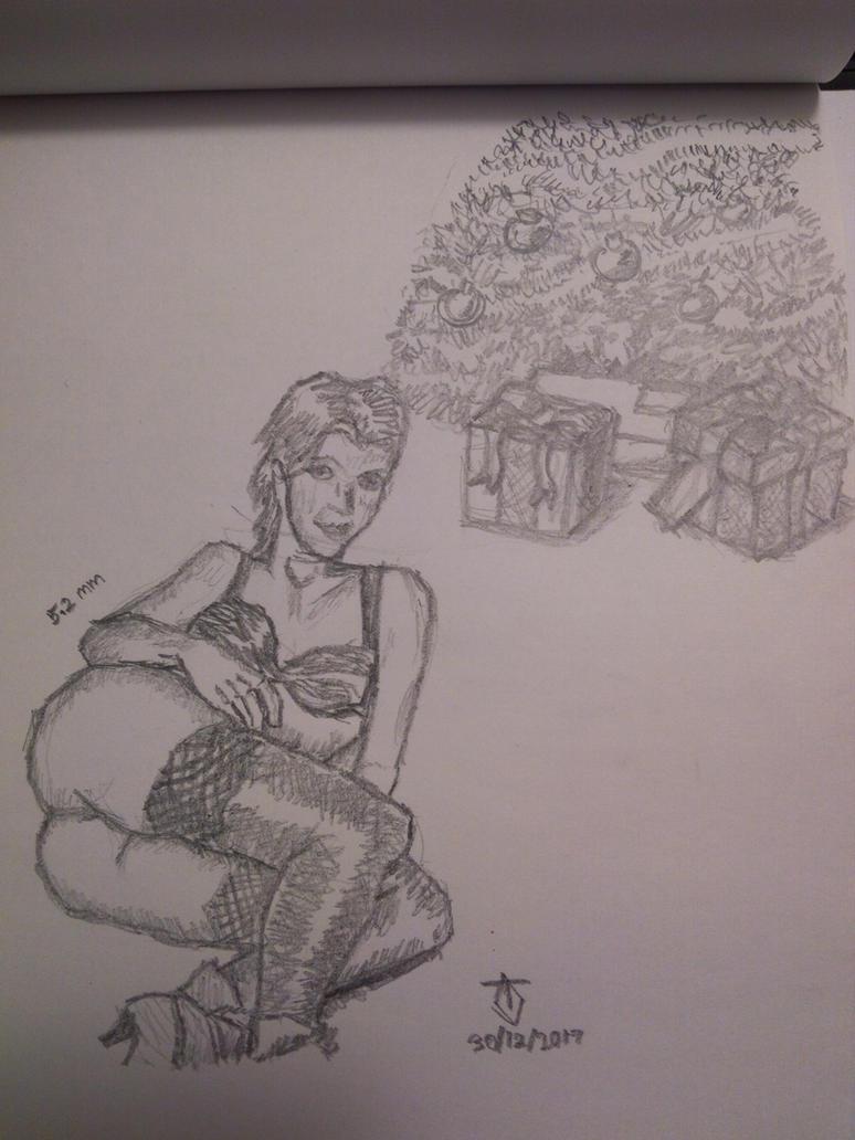 Beata Xmas Spirit by nekrosith