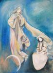 Vergine Maria by Irenezolea
