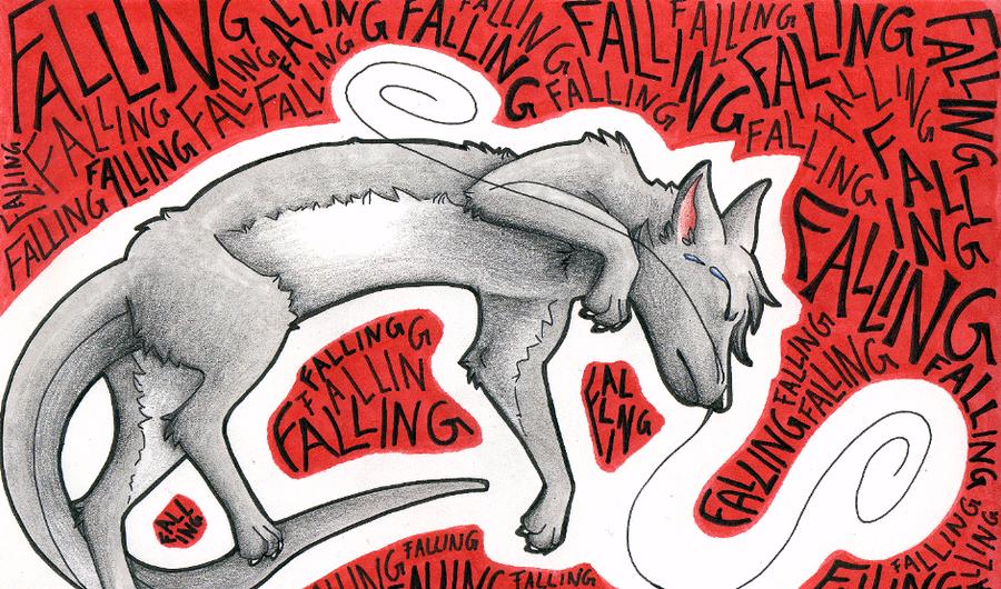 Falling by Contugeo