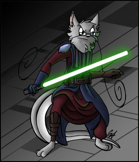 Jedimaster by Contugeo