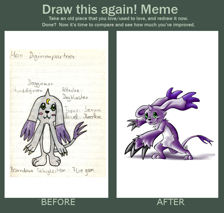 Draw this again Meme by Contugeo