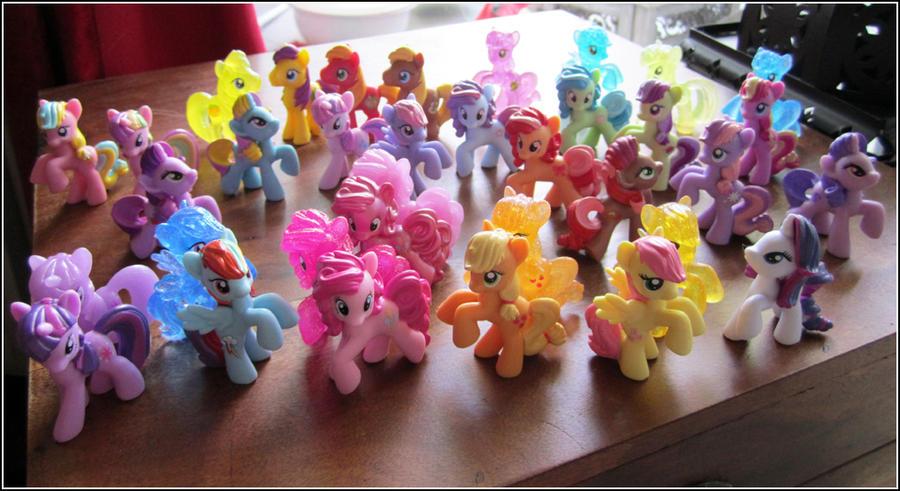 Pony Mania by Contugeo