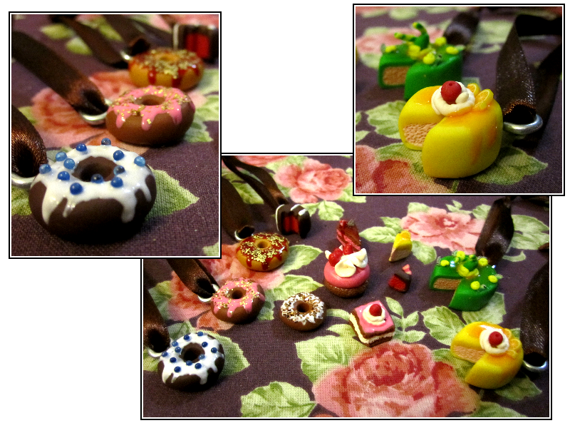 First try - Sweets and Cakes I by Contugeo
