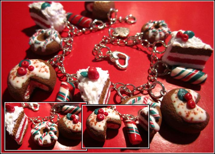 Christmas bracelet by Contugeo