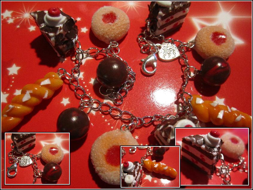 Schwarzwaelder-Kirsch bracelet by Contugeo