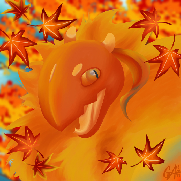 It's autumn by Contugeo