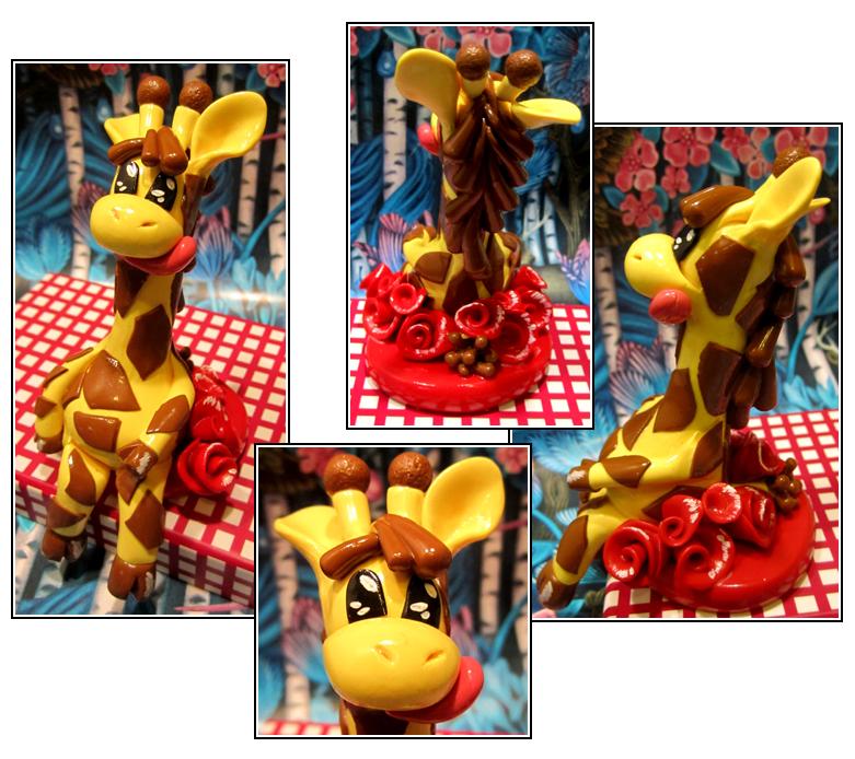 Giraffe by Contugeo