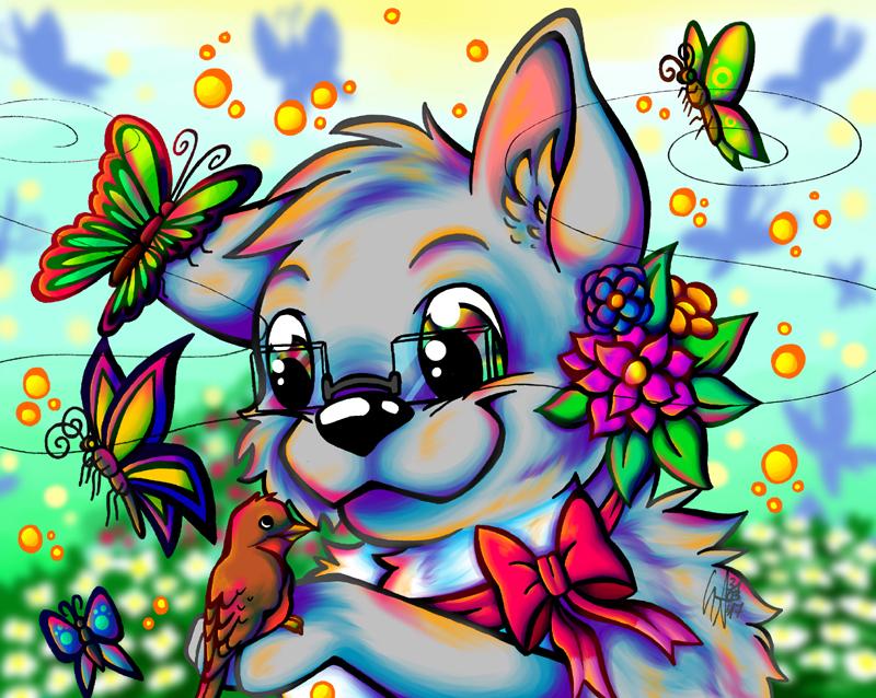 Flower Power by Contugeo