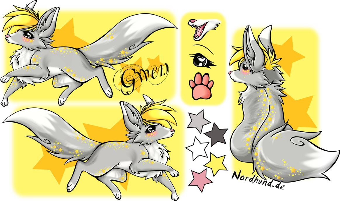 Gwen Reference Commission by Contugeo