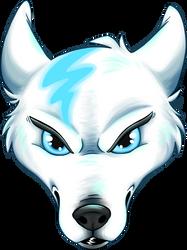 Wolf Headshot Commission