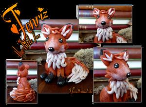 Fenriz the little fox