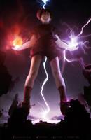 PK Darkness by JisuArt