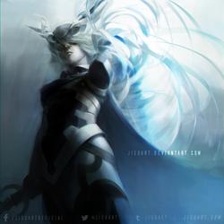 Kamui (Extended Version) by JisuArt