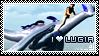 Stamp : I love Lugia