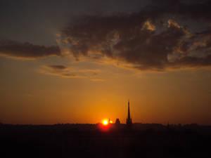 Morning at Rouen