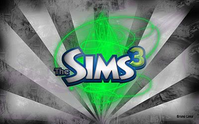 Wallpaper The Sims 3 by BrunWalker