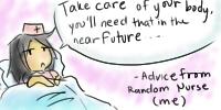 RAndom Nurse by Dreamer-Alicia