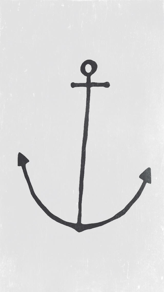 Anchor Wallpaper (for Iphone 5) by