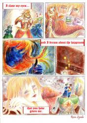 Feeling that I have never felt before by Rosa-Lynda