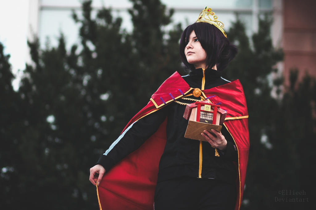 King Yato - Noragami cosplay by Ellieeh on DeviantArt