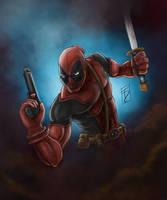 Deadpool by Trance-Sephigoth