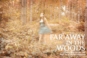 Far Away in the Woods_Cover by xynthian