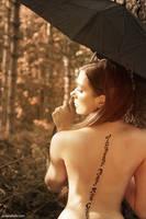 Far Away in the Woods 5 by xynthian